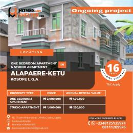 Shared Apartment Flat / Apartment for sale Alapere Kosofe/Ikosi Lagos