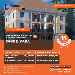 Flat / Apartment for sale Onike Yaba Lagos