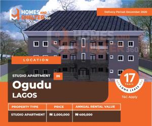 Self Contain Flat / Apartment for sale Ogudu Ogudu Lagos