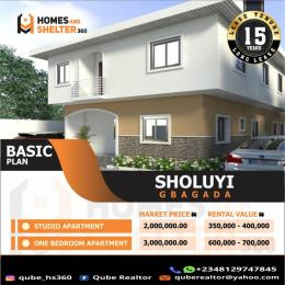 Studio Apartment Flat / Apartment for rent Soluyi Gbagada Lagos