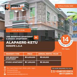 Flat / Apartment for sale Alapere Kosofe/Ikosi Lagos