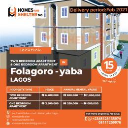 1 bedroom mini flat  Flat / Apartment for sale Fola Agoro Yaba Lagos