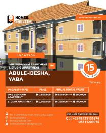 1 bedroom mini flat  Mini flat Flat / Apartment for sale ... Abule-Ijesha Yaba Lagos