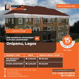 Flat / Apartment for sale Onipanu Shomolu Lagos