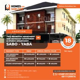 2 bedroom Blocks of Flats House for sale Sabo Yaba Lagos
