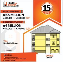Mini flat Flat / Apartment for rent - Onike Yaba Lagos