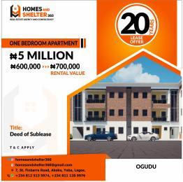 1 bedroom Mini flat for sale Ogudu GRA Ogudu Lagos