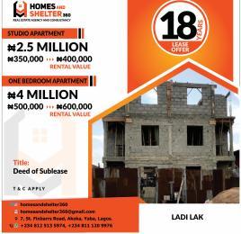 1 bedroom Mini flat for sale Ladi Lak Shomolu Lagos