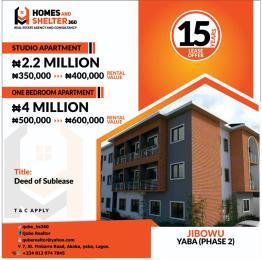 Mini flat for sale Jibowu Yaba Lagos