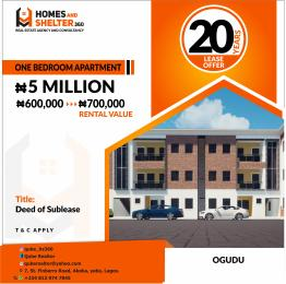 Mini flat for sale Ogudu Lagos