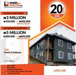 Mini flat for sale Ladi Lak Shomolu Lagos