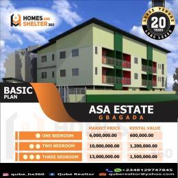 2 bedroom Flat / Apartment for sale Soluyi Gbagada Lagos