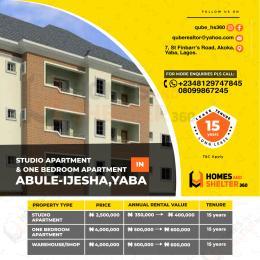 Shop Commercial Property for sale - Abule-Ijesha Yaba Lagos