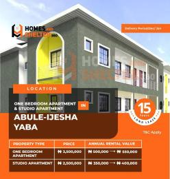 Mini flat Flat / Apartment for sale Abule-Ijesha Yaba Lagos