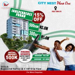 Mixed   Use Land for sale Poka, By Popular Atlantic Hall School Epe Lagos