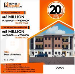 1 bedroom Mini flat for sale Ogudu Lagos