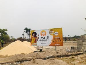 Residential Land Land for sale Castle Royals Estate, 15 minutes from La Campagne Tropicana Beach Resort  LaCampaigne Tropicana Ibeju-Lekki Lagos