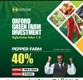Commercial Property for sale Agbe loba Abeokuta Ogun