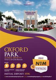 Land for sale - Alabata Abeokuta Ogun