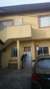 3 bedroom Flat / Apartment for rent Ayodele Ojo off Coker road  Coker Road Ilupeju Lagos