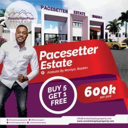 Residential Land Land for sale Alabata Moniya Akinyele Oyo