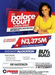 Serviced Residential Land Land for sale Ibeju-Lekki Lagos