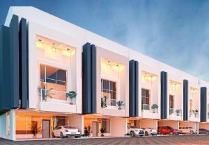 Terraced Duplex House for sale West Court 1 By Lekki Conservative, Opp Chevron Hqtrs Lekki Lagos