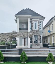 5 bedroom Detached Duplex House for sale Lekki county homes estate megamond  Ikota Lekki Lagos