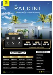 Residential Land Land for sale Bogije Sangotedo Ajah Lagos