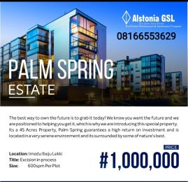 Serviced Residential Land for sale LaCampaigne Tropicana Ibeju-Lekki Lagos