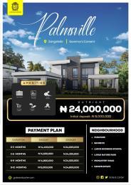 Residential Land for sale Palmsville Estate Sangotedo Ajah Lagos