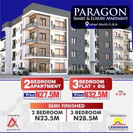 2 bedroom Blocks of Flats House for sale Paragon Apartments Abraham adesanya estate Ajah Lagos