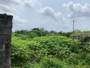 Land for sale Off PH International Airport Road near Greater Evangelism World Crusade Headquarters  Rupkpokwu Port Harcourt Rivers