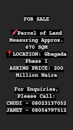 Commercial Land Land for sale Phase 1 Gbagada Lagos