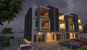4 bedroom Terraced Duplex House for sale Alma Beach Estate By Mercedes Ikate Lekki Lagos Ikate Lekki Lagos