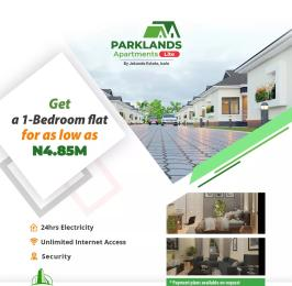 1 bedroom mini flat  Mini flat Flat / Apartment for sale Buchnor road by jakande estate isolo. Bucknor Isolo Lagos