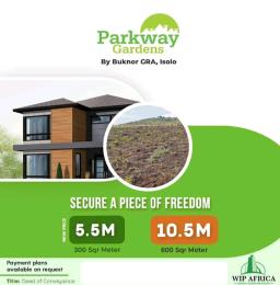 Residential Land Land for sale Bucknor, isolo Bucknor Isolo Lagos