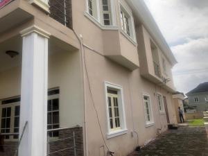4 bedroom Semi Detached Duplex House for rent Victory park estate Osapa london Lekki Lagos