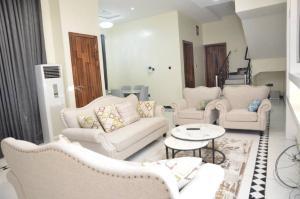 4 bedroom Semi Detached Duplex House for shortlet Oral Estate Ikota Lekki Lagos