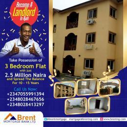 3 bedroom Boys Quarters Flat / Apartment for sale Common Wealth Estate. Badore Ajah Lagos
