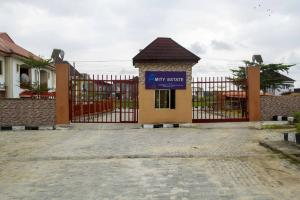 Residential Land Land for sale few minutes from the Shoprite, well secured and fully interlocked road Lekki Phase 2 Lekki Lagos