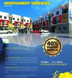 4 bedroom House for sale Montgomery Estate, Near Golden Park Estate, Sangotedo Majek Sangotedo Lagos