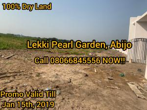 Mixed   Use Land Land for sale Behind Amity Estate and 1min Drive From Lekki-Epe Express way Abijo Ajah Lagos