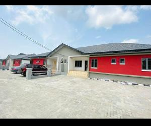 Semi Detached Bungalow House for sale Awoyaya Bogije Sangotedo Lagos