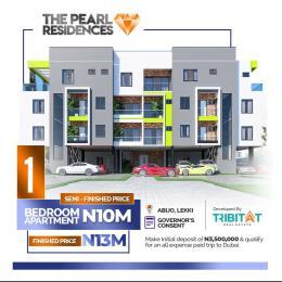 1 bedroom Blocks of Flats for sale Abijo Ajah Lagos