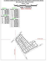 Residential Land Land for sale Behind Tafo Events Centre, Beside Conoil off Abeokuta Ibadan Road, NNPC Apata Ibadan  Apata Ibadan Oyo