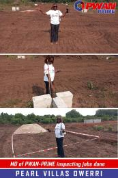 Serviced Residential Land for sale   Owerri Imo