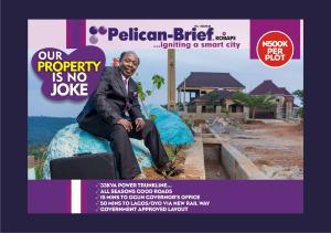 Mixed   Use Land Land for sale PelicanBrief Estate, Oke Mosan Abeokuta Ogun