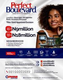 Mixed   Use Land for sale Okum Ajah Ogombo Road Road Ogombo Ajah Lagos