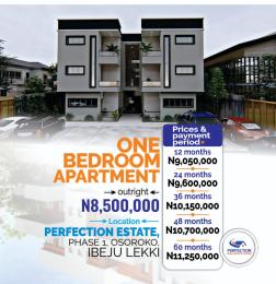 1 bedroom Blocks of Flats for sale Oshoroko Town Ibeju-Lekki Lagos